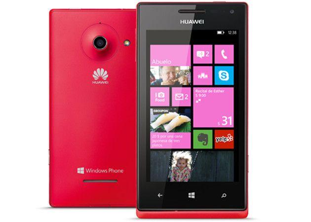 """Huawei critica Windows Phone por """"ser un entorno cerrado que beneficia a Nokia"""""""