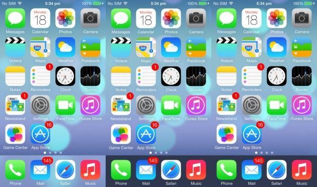 bug en iOS 7.1 m3123mx