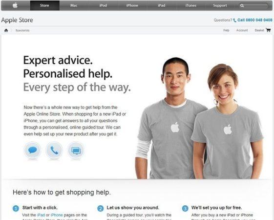 El chat de soporte de Apple dejará de ser gratuito si no tenemos garantía
