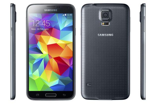 el Galaxy S5 aplicaciones