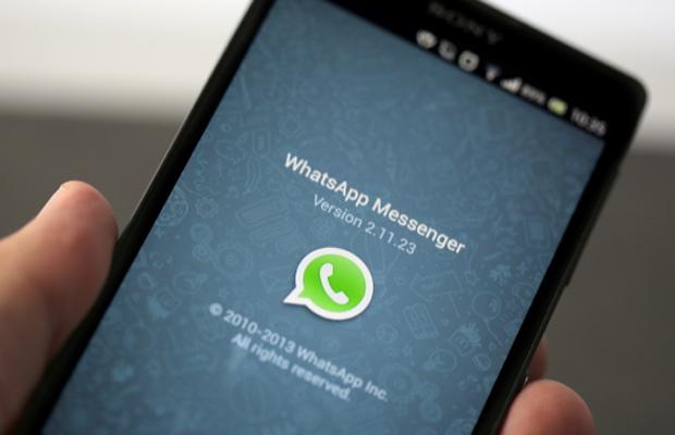 fallo en WhatsApp 231mx