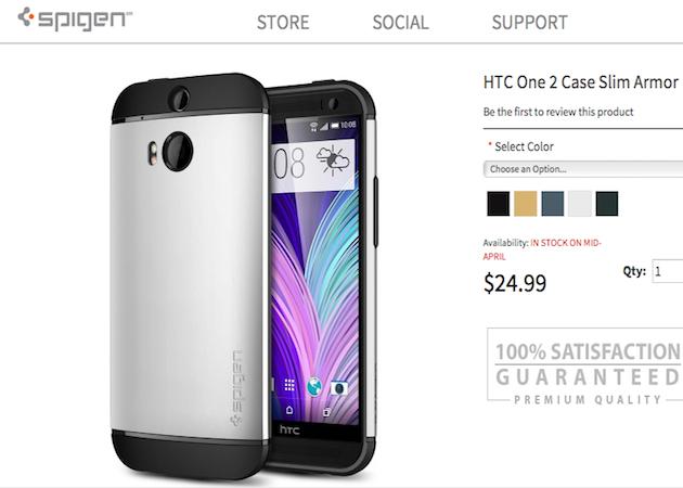funda para HTC One 2
