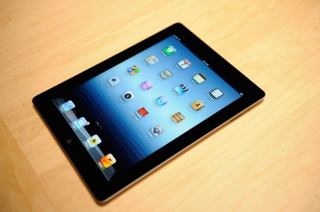 iPad 4G n9m