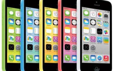 A la venta en Europa el iPhone 5C 8 GB 51