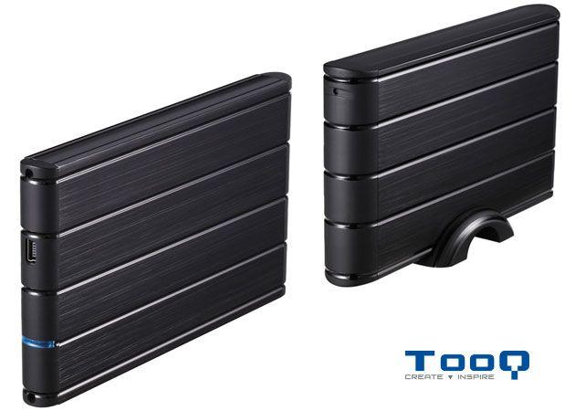 nuevas cajas de Tooq discos duros