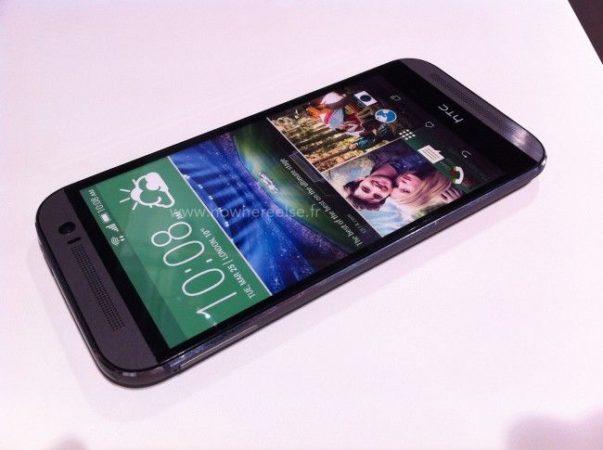 nuevo HTC One i312mx