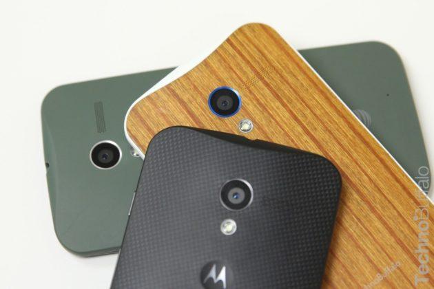 phablet de Motorola 31x