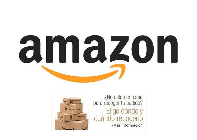 puntos de recogida de Amazon