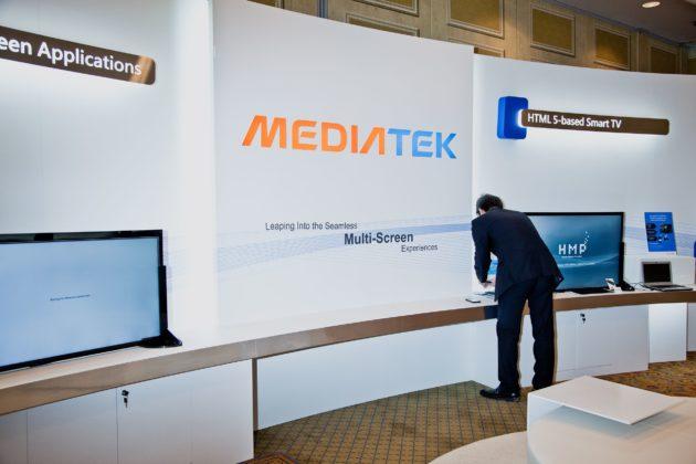 smartphones con 4G LTE MediaTek