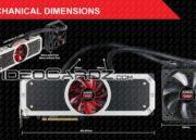 Especificaciones oficiales de la Radeon R9 295 X2 47