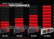 Especificaciones oficiales de la Radeon R9 295 X2 39