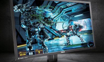 Monitor 4K ASUS PB287Q para consumo pro y jugadores PC 52
