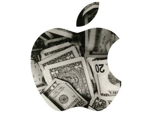 Apple ingresa 325.000 dólares por minuto