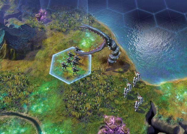 Civilization: Beyond Earth, anunciado 34
