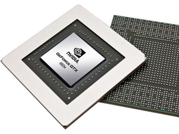 GTX 880M, GTX 870M y GTX 860M