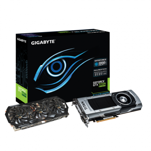 GIGABYTE lanza GTX TITAN Black con Windforce 3X 600W