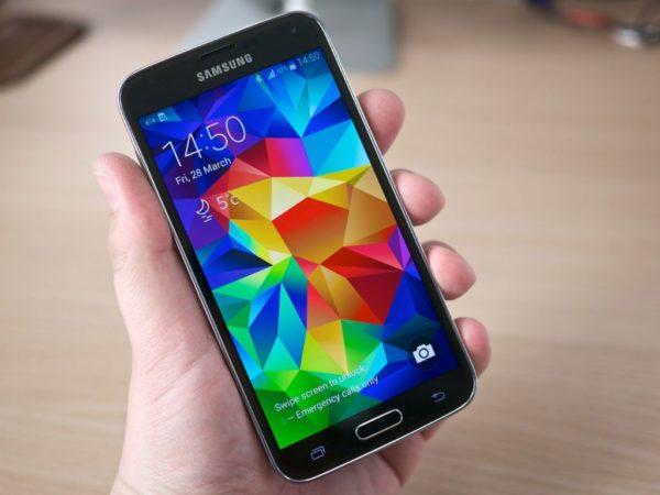 Galaxy S5 frente al Galaxy S4