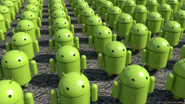Google compró Android