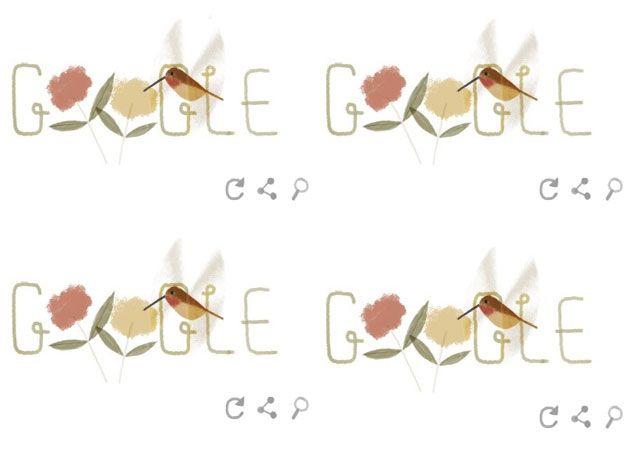 Google doodle Día de la Tierra 2014