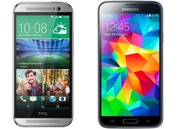 HTC One supera al Galaxy S5
