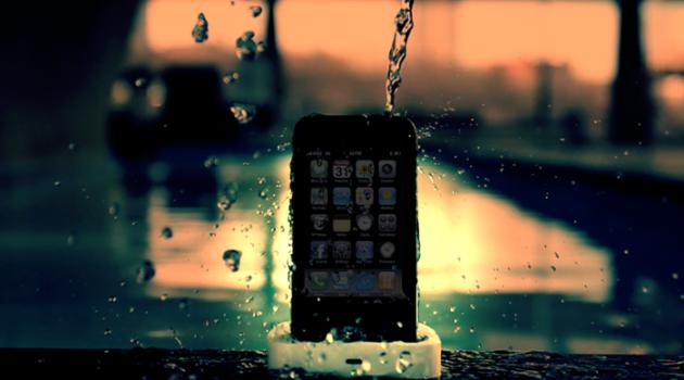 Impervious DIY, tu iPhone resistente al agua con este spray