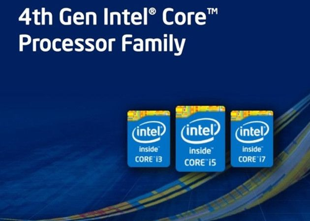 Intel Haswell Refresh, modelos y especificaciones