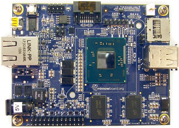 IntelMinnowboard