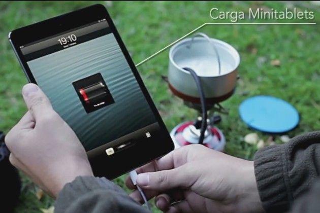 Powerspot presenta Lanyard, energía móvil para tus gadgets
