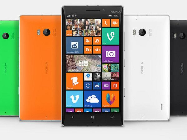 Lumia 930 y Lumia 630