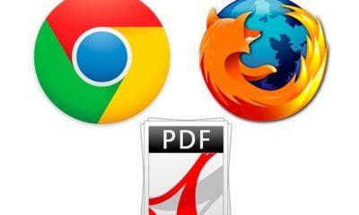 Cómo deshabilitar el lector de PDF en Google Chrome y Firefox 44