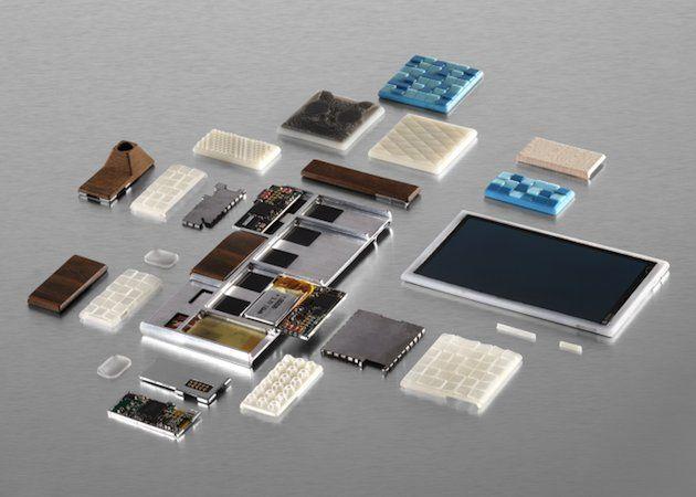 Project Ara verá la luz en enero de 2015