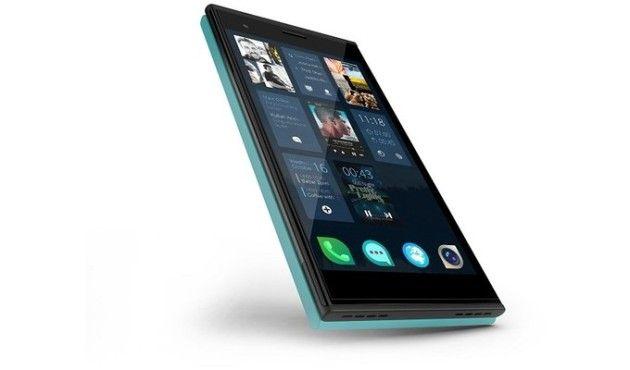 Sailfish OS corriendo en el Nexus 5