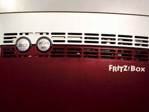 WPS Fritz!Box botón