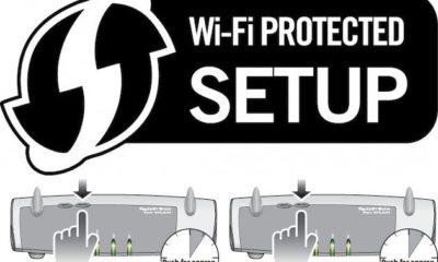 WPS Wi-Fi Protected Setup