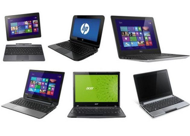 Trece portátiles baratos con Windows 8 y olvídate de Windows XP 30