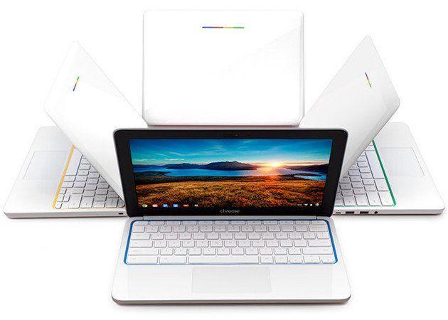 Google promociona Chromebook como alternativa Linux a Windows XP 30