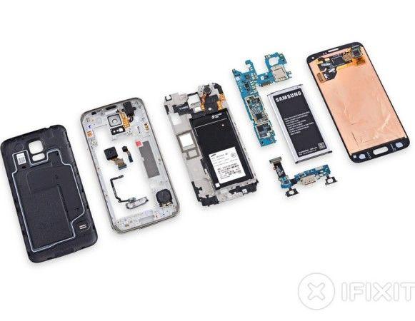 el Galaxy S5 2310mx