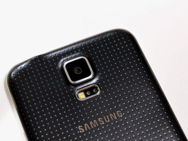 error fatal en la cámara de algunos Galaxy S5