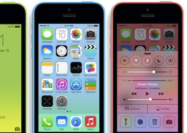 iPhone 5c de 8 Gbytes