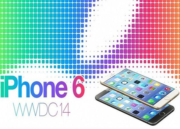 iPhone 6 / iWatch ¿En el WWDC de junio?