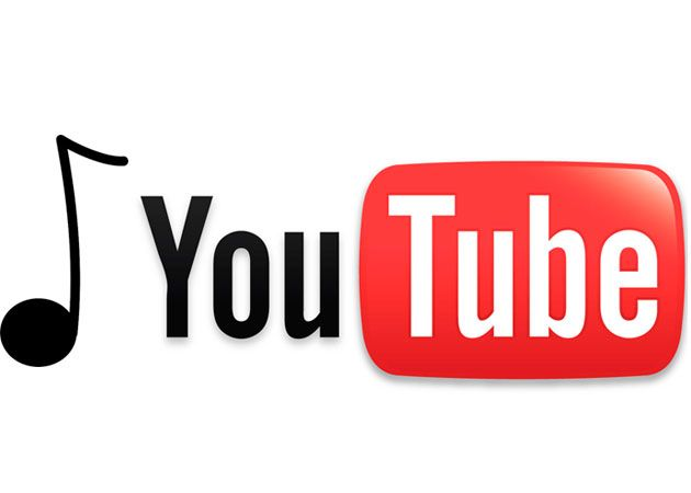 música en streaming de YouTube