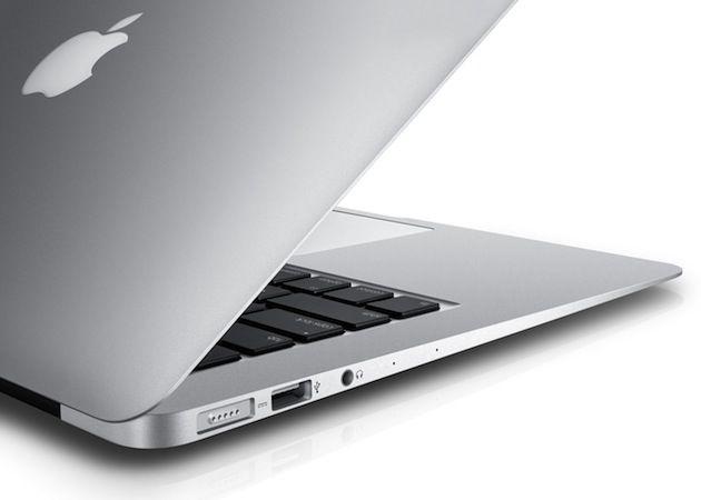 Nuevos MacBook Air la próxima semana