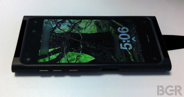Este es el smartphone con 3D que prepara Amazon