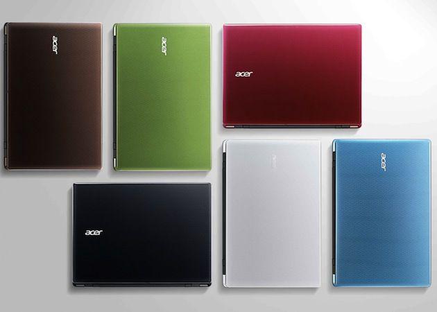 Acer Aspire E14 y E 15