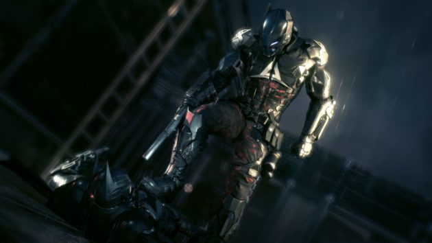 de Batman Arkham Knight