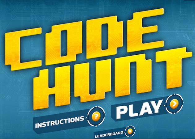 Code Hunt: el juego de Microsoft para aprender programación