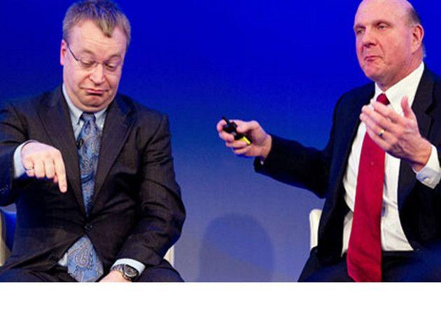 Elop cobró 33 millones de dólares por vender Nokia