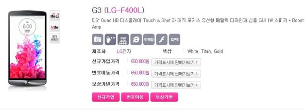 G3-F400L-price