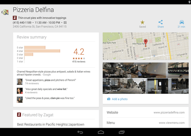 Google Maps 3.0 llega a iOS y Android