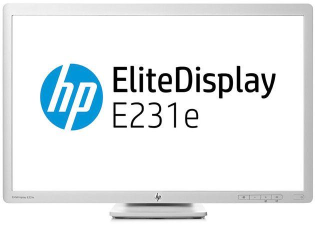 Nuevos monitores HP EliteDisplay con IPS y precios contenidos 31